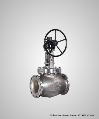 globe-valve-bolted-bonnet-10-150-cf3mn