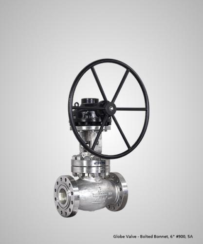 globe-valve-bolted-bonnet-6-900-5a